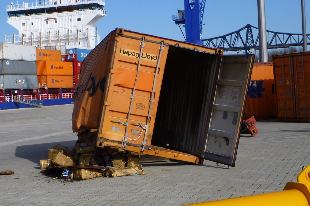 Damages and Cargo Condition Survey