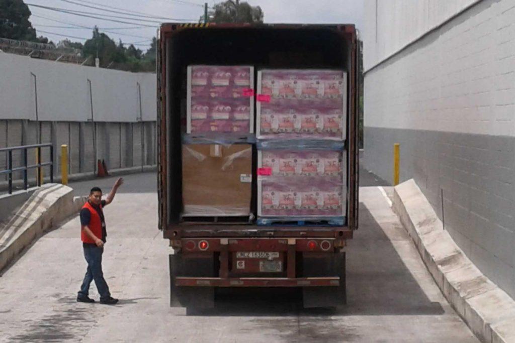cargo condition